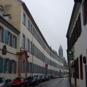 Promenade dans la ville de Speyer