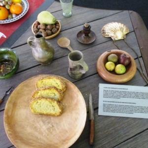 Repas au Moyen Age