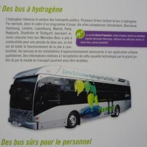 Campus Circuit : Des bus a hydrogene