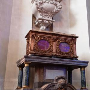 6 Le reliquaire de St Quirin