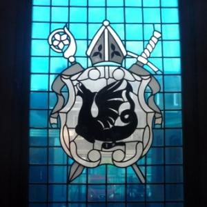 Les armoiries de la Ville de Malmedy
