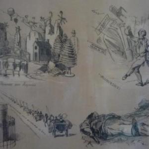 Spa vers 1855