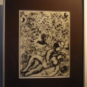 Exposition temporaire : Marc Chagall