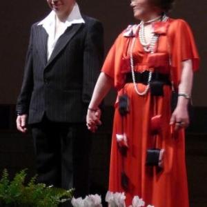 Tenue de soiree : Christophe Marichal et Isabelle Christian