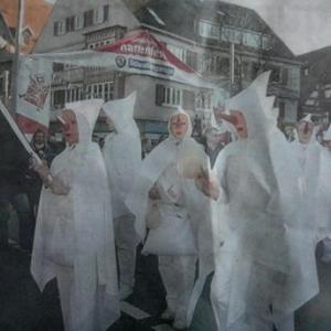 Les Blancs - Moussis a Stuttgart ( Photo Le Jour)