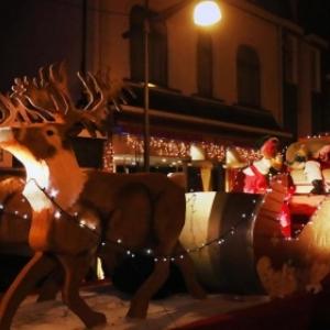 La Parade de Noël  2018  à Malmedy