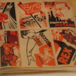 Les timbres publicitaires
