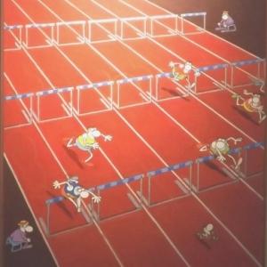 Le sport dans tous ses etats ...