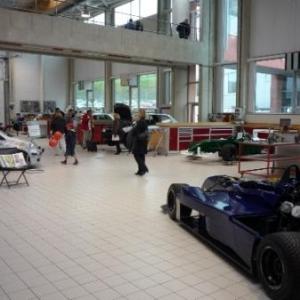 Campus Circuit : L' atelier voitures