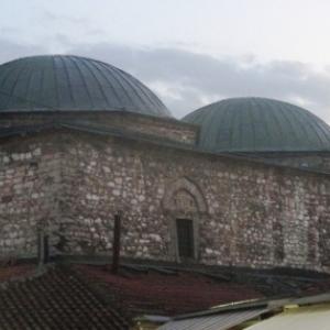 Sarajevo : un des nombreuses mosquees