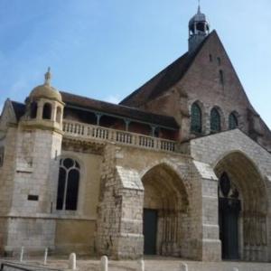Eglise St Ayoul