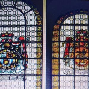 Les vitraux de la cathédrale de Malmedy