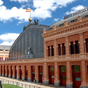 7) Madrid-Atocha (Madrid, Espagne)