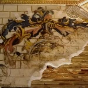 Anciennes fresques decouvertes