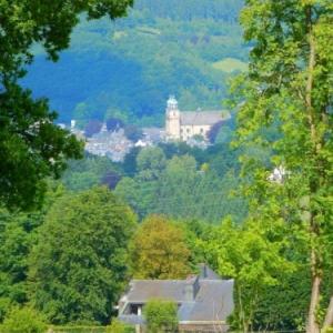 Découverte des hauteurs de la cité de la Warche ( 15 et 16 juillet 2017 )