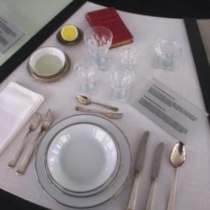 Restaurant français en 1938