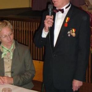 Alphonse Nicolet et son epouse Josee