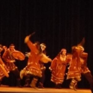 """MALMEDY      BALLET NATIONAL DU KAMCHATKA   ( """" Mengo"""" )"""