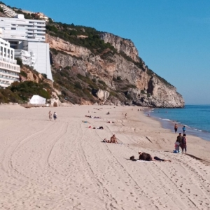 Visite de Sesimbra ( péninsule de Setubal / Portugal )