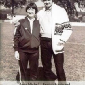 Anne MICHEL et Freddy HERBRAND