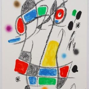 Joan MIRO ( Galerie HUS  www.husgallery.com)