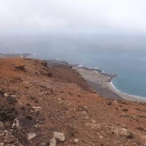 Mirador del Rio avec point de vue sur les iles voisines de La Graciosa, Montana Clara, Alegranza, Roque del Oeste et Roque del Este