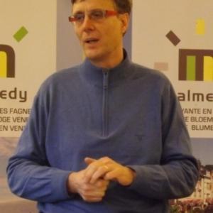 Marc DEWART, ancien Trouv'le et auteur des roles du lundi ( Royale Malmedienne )