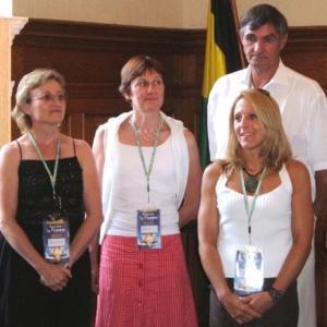 F. Herbrand lors du 100eme anniversaire du COIB a Malmedy ( 2006 )