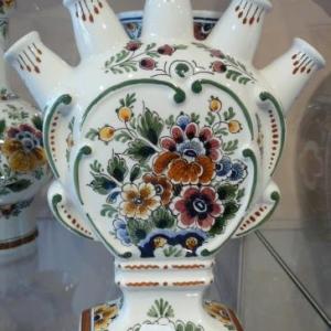 Delft : de magnifiques realisations en faience
