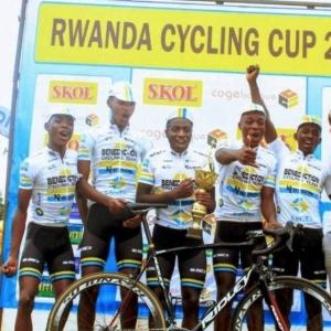 Simon Hupperetz, le vélo au Rwanda