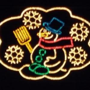 Decorations lumineuses