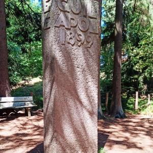 Le monument Apolliniaire