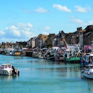 8) Saint-Vaast-la-Hougue, port de la Manche et capitale de l'huître