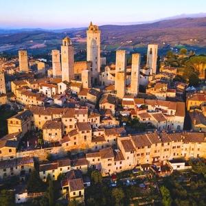 8. San Gimignano