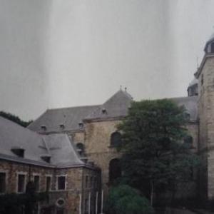 Le Monastere jouxtant la Cathedrale