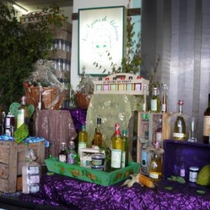 Les aperitifs de Philomene : Les productions proposees a la vente