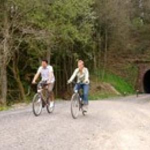 RAVeL - Tunnel ( Lommersweiler )