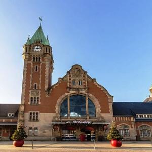 9. Gare de Colmar ( Haut-Rhin )