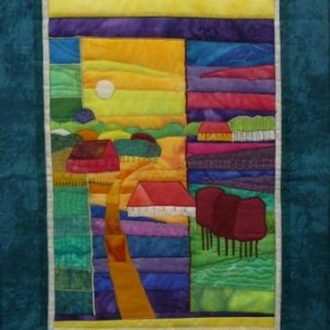 """Betty BONIVER ( Cours de patchwork / """"Les Arondes ) 087 / 64 73 34"""
