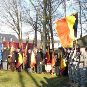 Les representations patriotiques et la Garnison Benelux