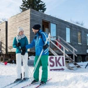 Location de skis a Botrange  ( Photo Dominik_Ketz )