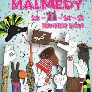 Affiche des editions 2018 a 2020 ( Valentine Ballman )