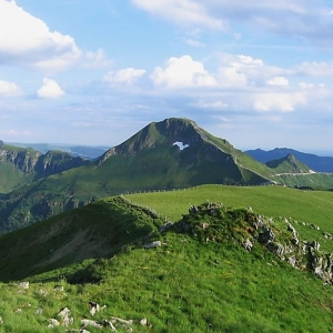9 Puy Mary – Volcan du Cantal (Cantal)