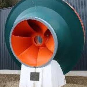 Une turbine de Coo