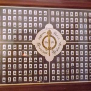 Les soldats malmediens morts durant la guerre 14-18