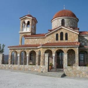 La charmante eglise orthodoxe d'Ermioni