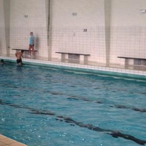 Ma piscine encore operationnelle actuellement