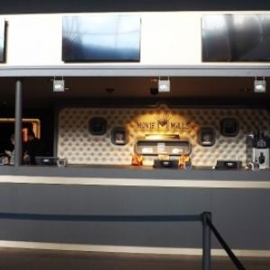 Movie Mills  Hall d'entree