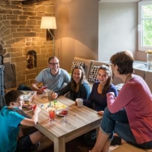 Les familles aiment particulièrement des séjours en gîtes de tourisme (Photo  ostbelgien.euD.Ketz)