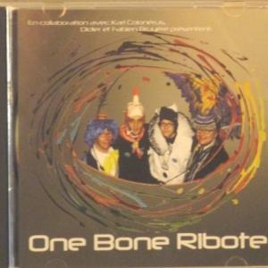 "CD ""One Bone Robote"""